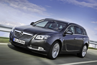 Автошторки для Опель Инсигния Универсал (Opel Insignia Sports Tourer)