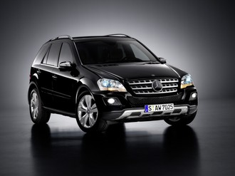Автоодеяло Автотепло для Mercedes-Benz ML (Мерседес ML)